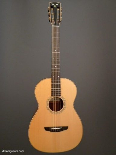 Goodall Guitars RP-12S Parlor Acoustic Guitar