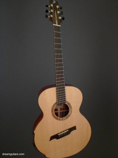 Beneteau Guitars Baritone Fan Fret Acoustic Guitar