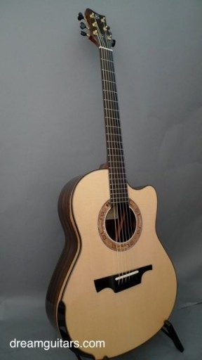Greenfield Guitars G-1 Acoustic Guitar