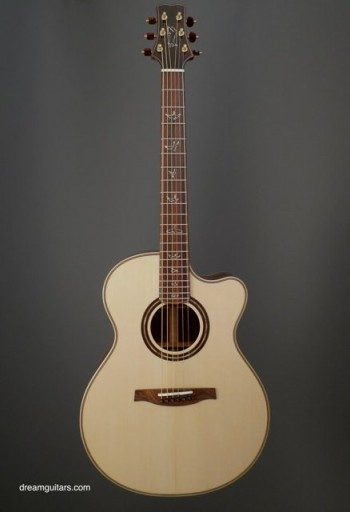 Paul Reed Smith Guitars Angelus Private Stock Acoustic Guitar
