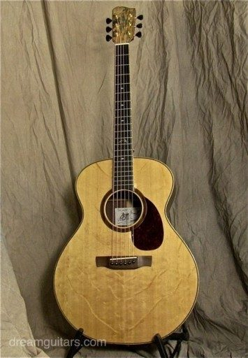Threet Guitars E Acoustic Guitar