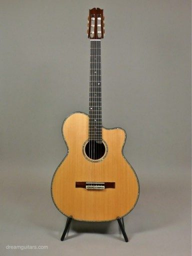 Kirk Sand Jose Feliciano Classical Guitar