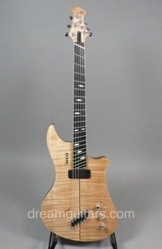 Novax Guitars AX-6 Electric Guitar