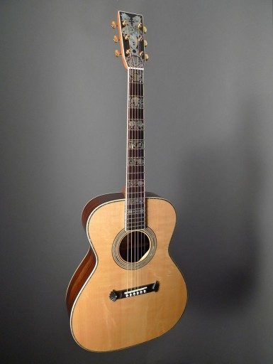 Lipton C 16 Inch Exhibition Grade Acoustic Guitar