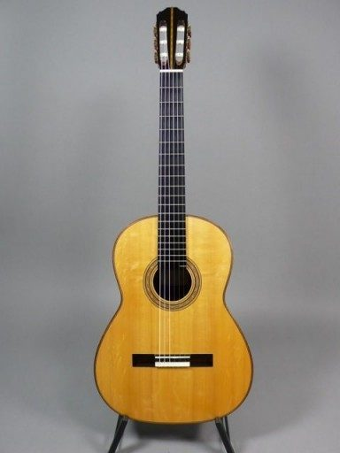 Monrad Guitars Classical Guitar