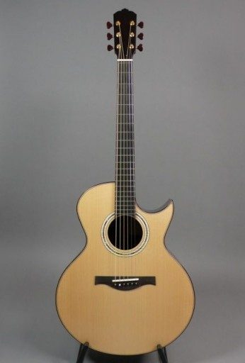 Beauregard Guitars SJ Acoustic Guitar