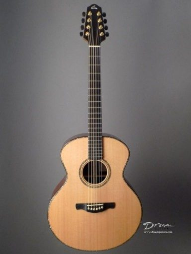 Eichelbaum Grand Auditorium 8 - String Acoustic Guitar