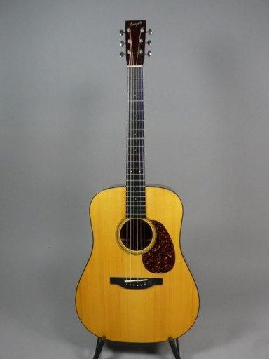 Bourgeois Guitars Country Boy Ricky Skaggs Signature Model Acoustic Guitar