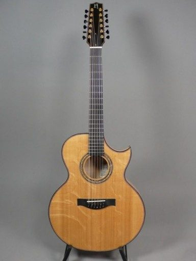 Hoffman Guitars Jumbo 12 String Acoustic Guitar