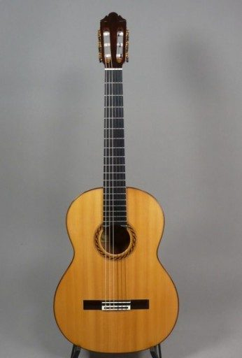 Rubio Guitars Santos Classical Guitar