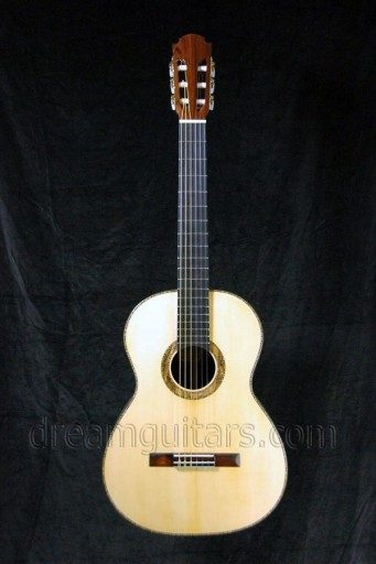 Moreira Guitars Concert Classical Acoustic Guitar