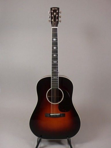 Huss & Dalton Guitar Company DS Custom Acoustic Guitar