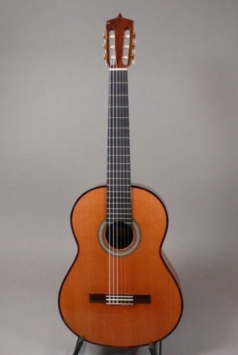 Shelton-Farretta Guitars Double Back Classical Guitar