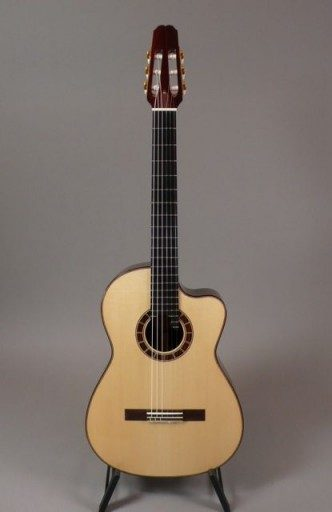 Cervantes Guitars Concert Crossover 1 Avant-Garde Series Classical Guitar
