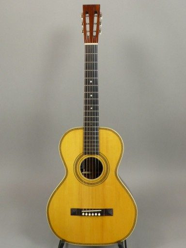 Fraulini Guitars Erma Acoustic Guitar