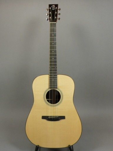 Patrick James Eggle Skyland Acoustic Guitar