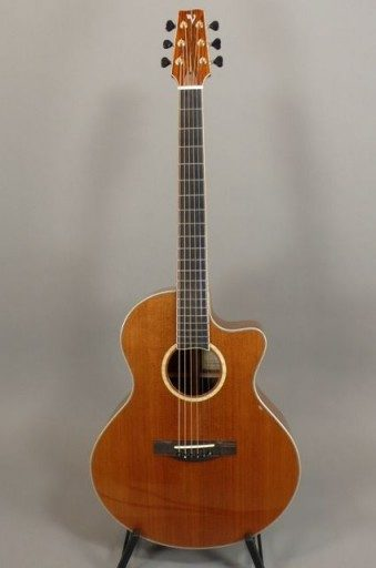 Tony Vines Guitars Bella Grande Acoustic Guitar