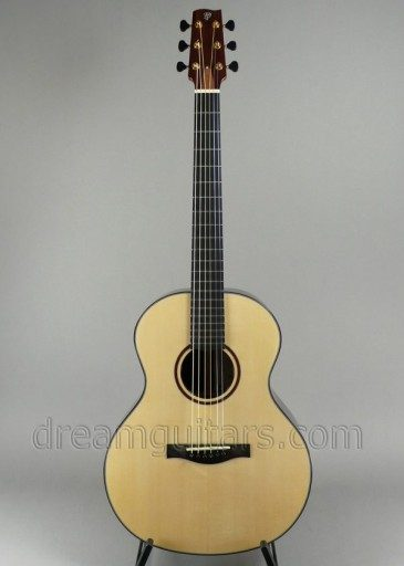 DT Guitars De La Rosa Acoustic Guitar