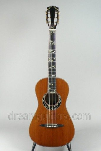 DeVine Guitars Parlor Acoustic Guitar