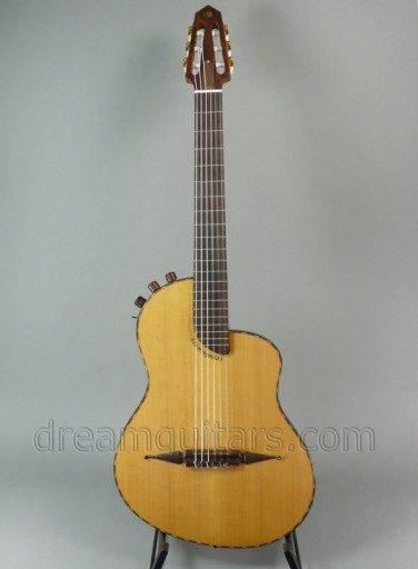 Renaissance Guitars Nylon ES Electric Guitar