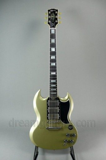 Gibson Guitars SG Les Paul Custom Electric Guitar