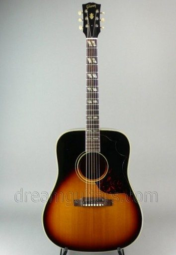 Gibson Guitars SJ Acoustic Guitar