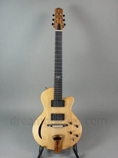 Myka Guitars Dragonfly Deluxe Acoustic Guitar