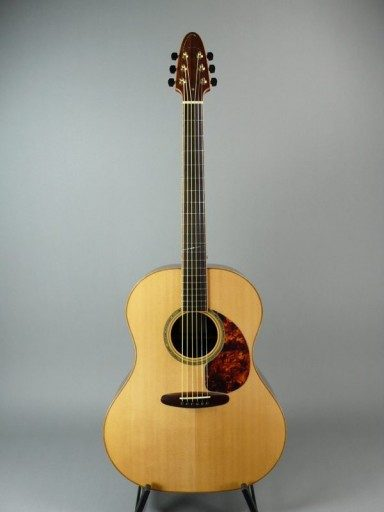 Van Linge Guitars Pinchnought Acoustic Guitar