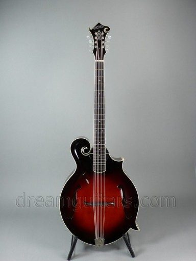 Weber Fine Acoustic Instruments Yellowstone Mandocello Archtop Guitar