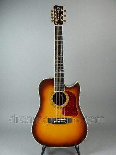 Gallagher Guitars Steve Kaufman 7 String Acoustic Guitar