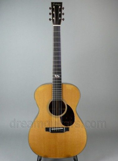 Rockbridge Guitars 000 Acoustic Guitar