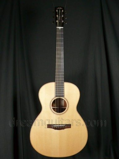 Tippin Guitars Crescendo Acoustic Guitar