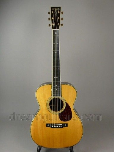 T.J. Thompson OM-45 Acoustic Guitar
