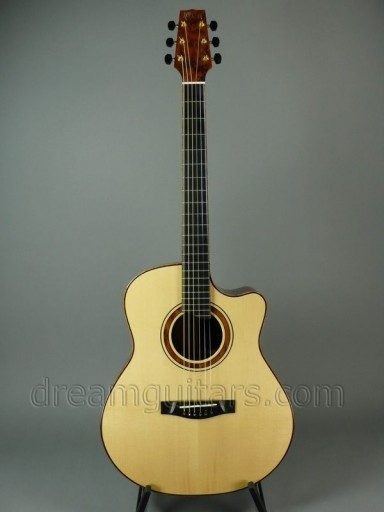 McCollum Guitars GA Acoustic Guitar