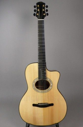 Victor Guitars Healdsburg 2007 Acoustic Guitar