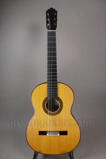 G.V. Rubio Flamenco Classical Guitar