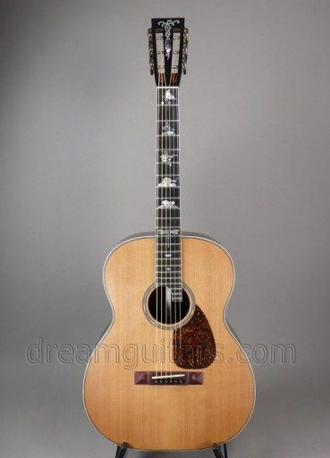 The Guitar Company Of America Jumbo Acoustic Guitar