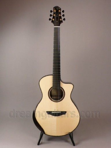 Simpson Guitars Dream Series SJ Acoustic Guitar