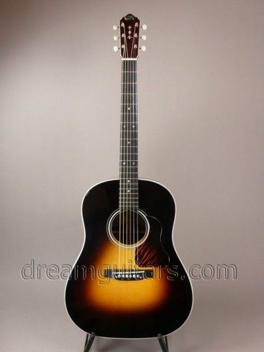 CB Guitars Model J, Dream Series Acoustic Guitar