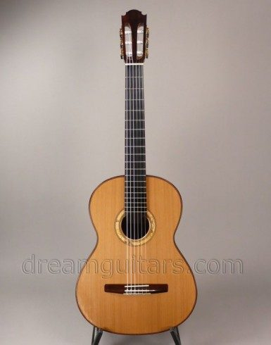 Moreira Guitars Concert Classical Guitar