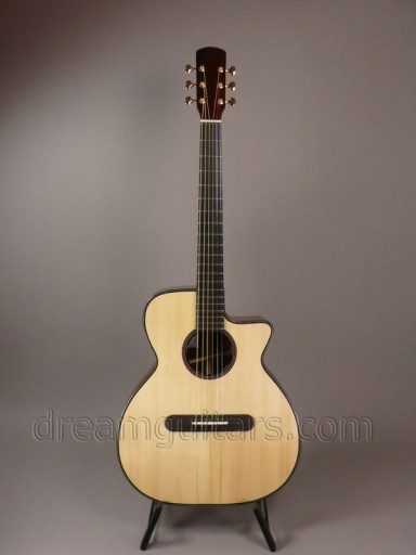 N.K. Forster Guitars Model C Acoustic Guitar