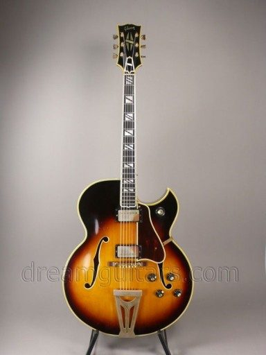 Gibson Guitars Super 400 CES Archtop Guitar
