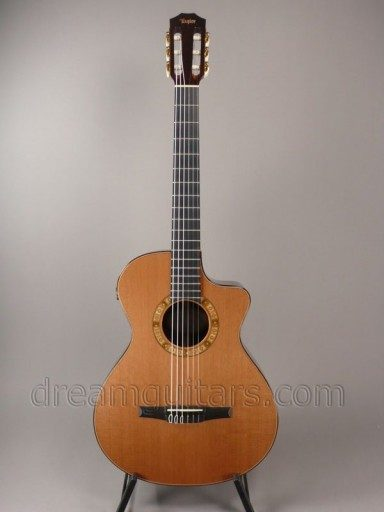 Taylor Guitars NS72ce Classical Guitar