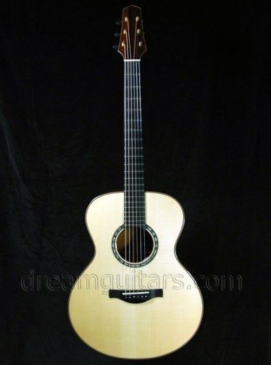 Ed Claxton Guitars EM Acoustic Guitar
