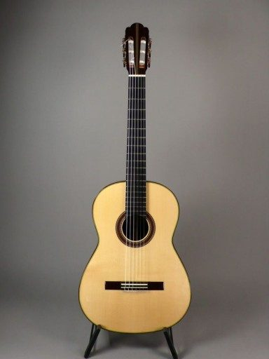 Cervantes Guitars Signature Hauser Special Classical Guitar