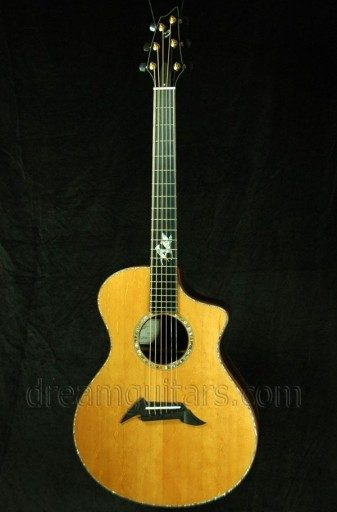 Breedlove Guitars C25 Custom Acoustic Guitar