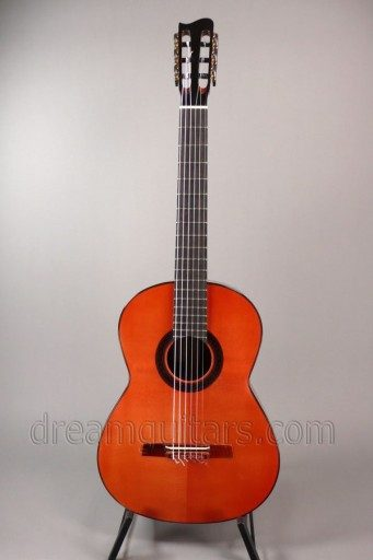 Boaz Guitars Concert Classical Guitar