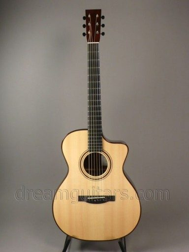Eichelbaum Guitars Traditional OM Acoustic Guitar