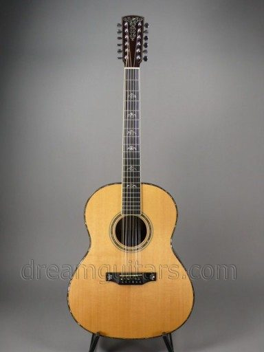Larrivee Guitars 12 String 45 Acoustic Guitar