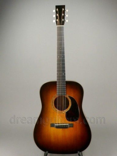 Wildflower Custom Instruments D-18 Acoustic Guitar
